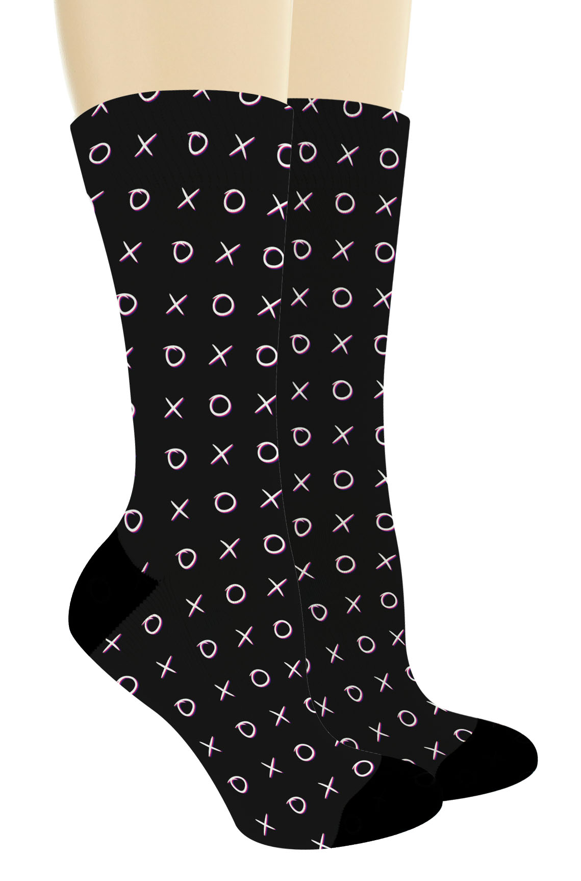 979722e58 Couples Gifts X s and O s Socks Valentines Day Gifts for Men Novelty ...
